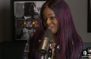 Azealia Banks on Hot97